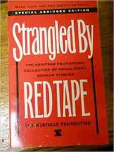 Strangled By Red Tape