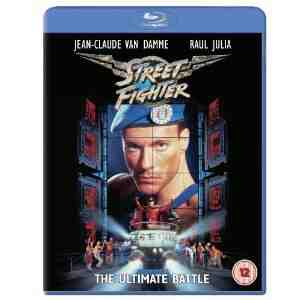 Street Fighter Blu ray Region Free