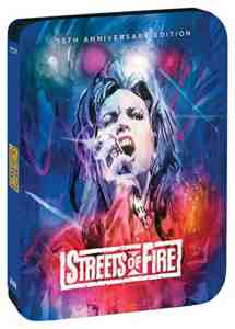 Streets Of Fire 35th Anniversary Blu-ray