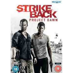 Strike Back Project Dawn DVD