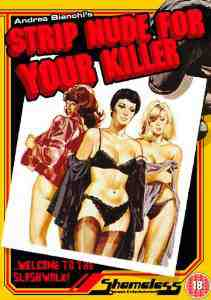 Strip Nude Your Killer DVD