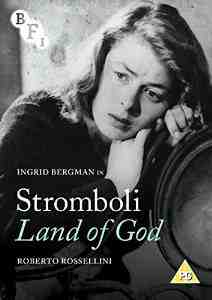 Stromboli Land God Ingrid Bergman