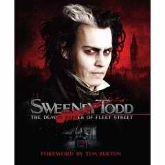 Sweeny Todd book