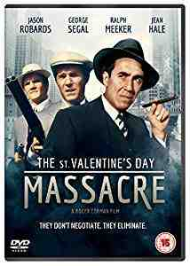 St Valentines Day Massacre DVD