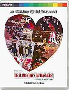 St Valentines Day Massacre - Limited Edition Blu Ray Blu-ray