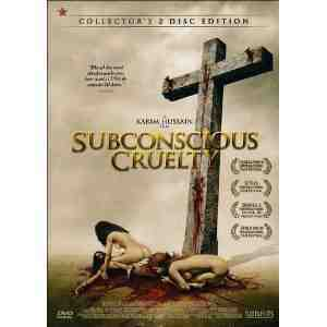Subconscious Cruelty Collectors Disc Region