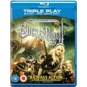 Sucker Punch Triple Blu ray Digital