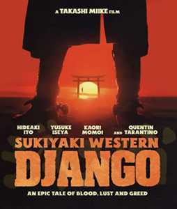 Sukiyaki Western Django: Collector's Edition Blu-ray