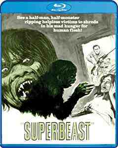 Superbeast Blu-ray