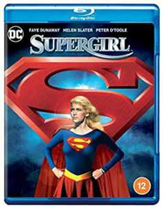 Supergirl blu ray Blu-ray