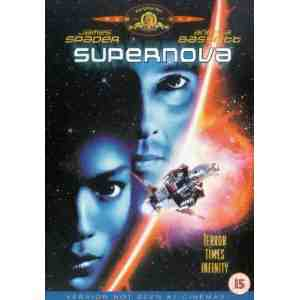 Supernova DVD James Spader