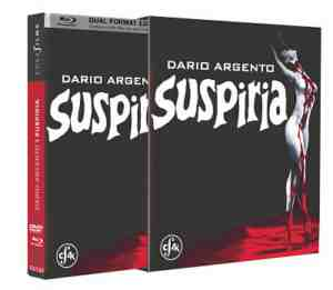 Suspiria - Dual Format Special Edition Blu-rayCombo