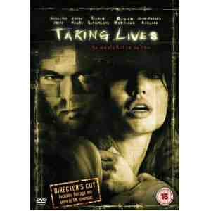 Taking Lives Directors Cut DVD