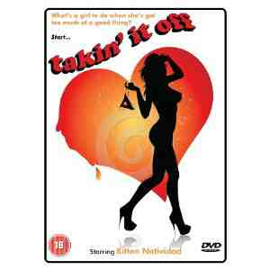 Takin Off DVD Kitty Natividad