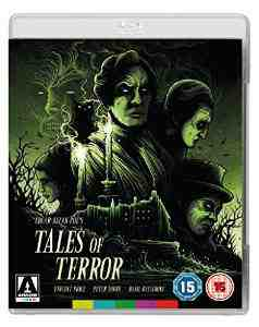 Tales Terror Blu ray Vincent Price