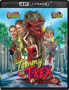 Tammy and the T-Rex 4K Blu-rayCombo
