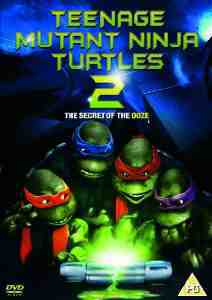 Teenage Mutant Ninja Turtles Secret October