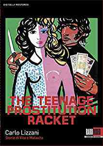 Teenage Prostitution Racket DVD