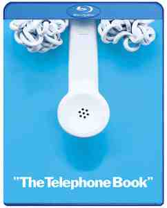 Telephone Book Blu ray DVD Combo