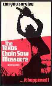 Texas Chain Saw Massacre Anniversary