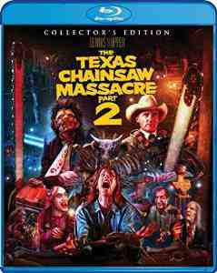 Texas Chainsaw Massacre Collectors Blu ray