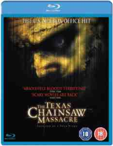 Texas Chainsaw Massacre Directors Blu ray