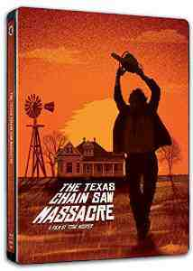 Texas Chain Saw Massacre steelbook