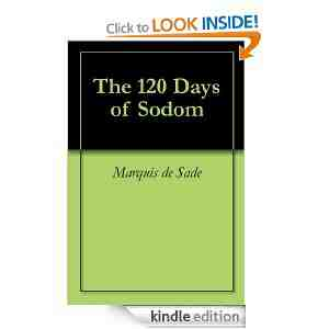The 120 Days Sodom ebook
