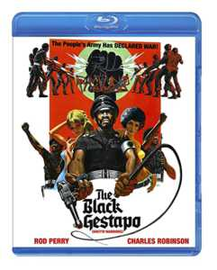 The Black Gestapo Blu-ray