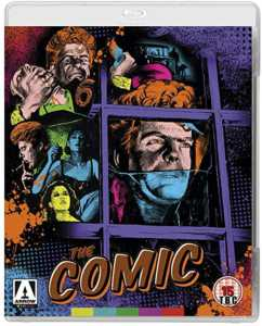 The Comic Blu-ray