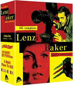 The Complete Lenzi/Baker Giallo Collection Blu-ray