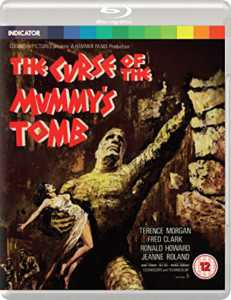 The Curse of the Mummy's Tomb Blu-ray