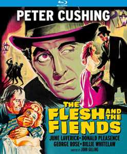 The Flesh and the Fiends Blu-ray