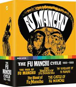 The Fu Manchu Cycle 1965-1969 Blu-ray
