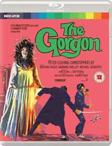 The Gorgon Blu-ray
