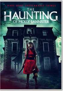 The Haunting of Molly Bannister DVD