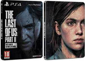 The Last of Us Part II with Limited Edition