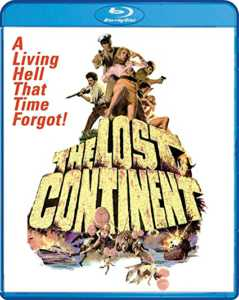 The Lost Continent Blu-ray