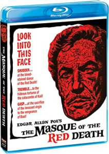 The Masque of the Red Death Blu-ray