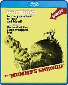 The Mummy's Shroud Blu-ray