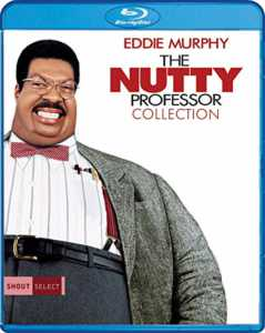 The Nutty Professor Collection Blu-ray