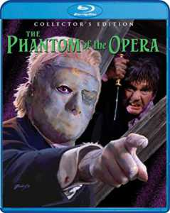 The Phantom of the Opera Blu-ray
