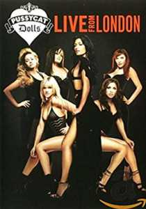 The Pussycat Dolls - Live From London DVD