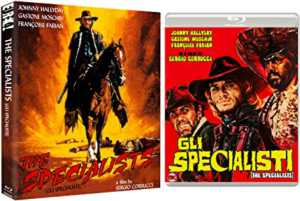 The Specialists Blu-ray