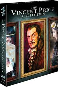 The Vincent Price Collection Blu-ray