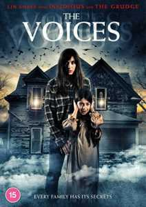The Voices DVD