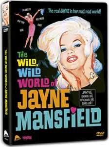 The Wild, Wild World of Jayne Mansfield DVD