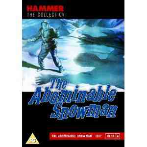 The Abominable Snowman Peter Cushing