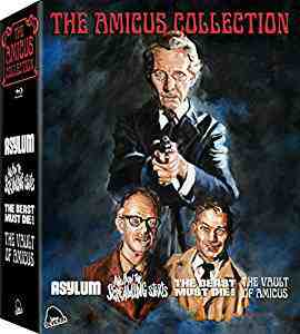 The Amicus Collection Blu-ray
