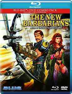 The Barbarians Blu ray Fred Williamson